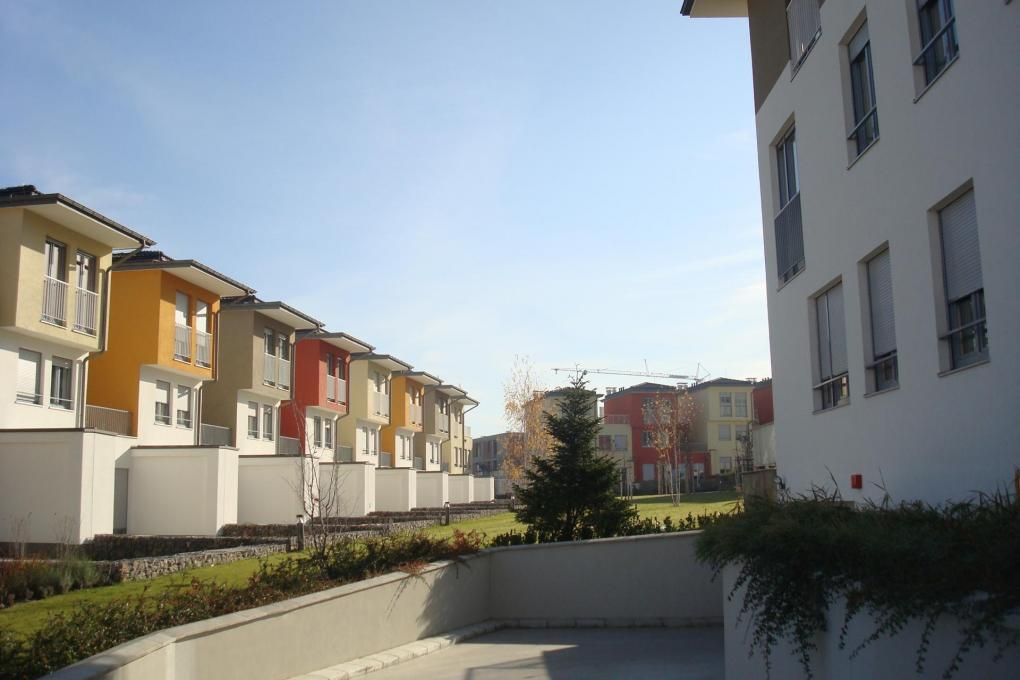 Two-bedroom apartment in Residential Park Sofia