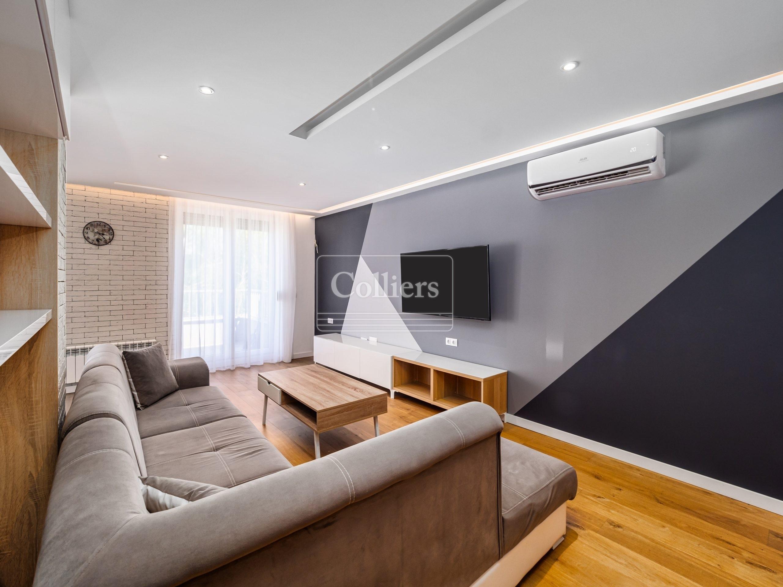 Обзаведен апартамент с 3 спални